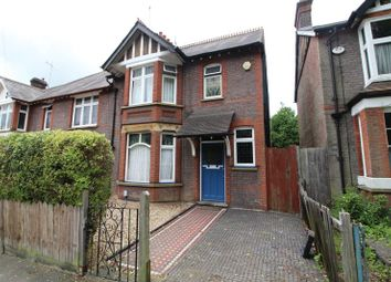 Thumbnail 4 bed semi-detached house for sale in Alexandra Avenue, Luton