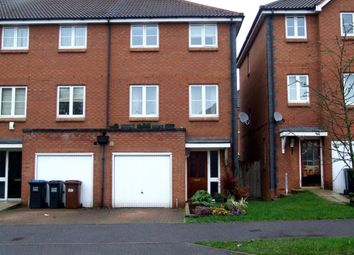 Thumbnail 4 bed end terrace house to rent in Chambers Grove, Welwyn Garden City