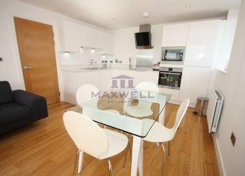 Thumbnail 2 bed flat to rent in 6 Rainhill Way, Bow, London E3,