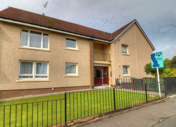 Thumbnail 1 bed flat for sale in Beauly Road, Baillieston, Glasgow