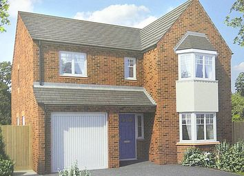 Thumbnail 4 bed detached house for sale in The Buxton @ Churchfields, Rubery Lane, Rubery