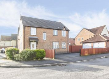 Thumbnail 4 bed detached house for sale in Squires Gate, Rogerstone, Newport