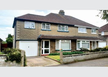 Thumbnail 4 bed semi-detached house for sale in South View Avenue, Swindon