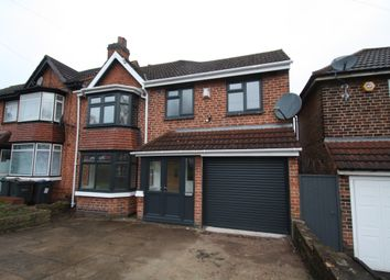 Thumbnail 4 bed semi-detached house for sale in Sandwell Road, Birmingham