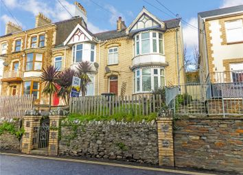 Thumbnail 3 bed end terrace house for sale in King Street, Combe Martin, Ilfracombe