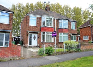 Thumbnail 3 bed semi-detached house for sale in Buttfield, Hessle