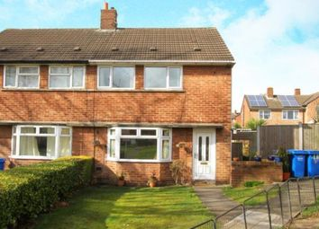 Thumbnail 2 bed semi-detached house for sale in Spring Wood Close, Chesterfield, Derbyshire