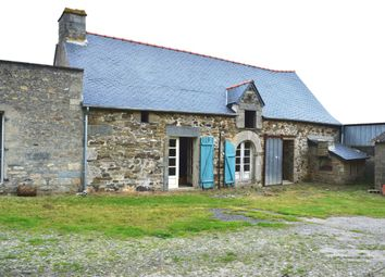 Thumbnail 1 bed detached house for sale in 56480 Cléguérec, Morbihan, Brittany, France