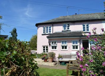 Thumbnail 2 bedroom terraced house for sale in Salmon Hutch, Uton, Crediton, Devon
