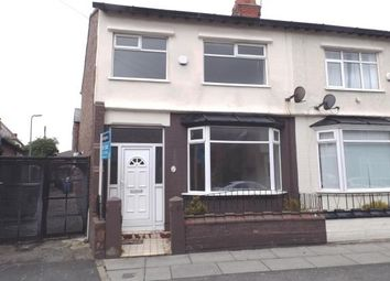 Thumbnail 3 bedroom end terrace house for sale in Regina Road, Liverpool, Merseyside