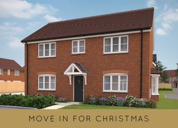 """Thumbnail 4 bedroom semi-detached house for sale in """"The Chichester Lenham Semi Detached"""" at Shopwhyke Road, Chichester"""