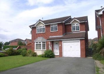Thumbnail 4 bed detached house for sale in Coppice Green, Westbrook, Warrington