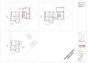 Thumbnail 3 bed bungalow for sale in Kirby Close, Ewell, Surrey