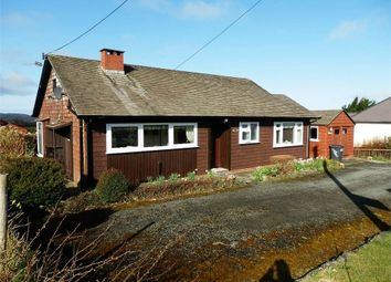 Thumbnail 3 bed detached bungalow for sale in Cedar Lodge, Maenygroes, New Quay, Ceredigion