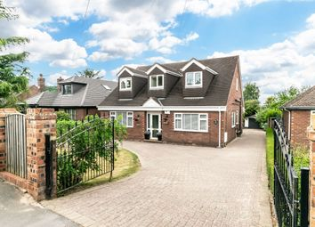Thumbnail 5 bed detached house for sale in Townfield Lane, Frodsham