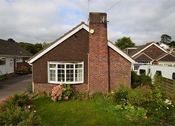 Thumbnail 3 bed detached bungalow for sale in Applegarth Avenue, Highweek, Newton Abbot, Devon.
