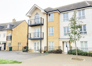 Thumbnail 2 bed flat for sale in Laurens Van Der Post Way, Ashford