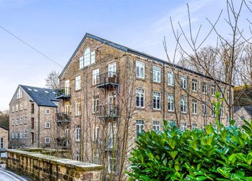 Thumbnail 2 bed penthouse for sale in Wildspur Mills, New Mill, Holmfirth