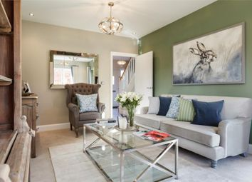 "Thumbnail 2 bed mews house for sale in ""Radley"" at Winterbrook, Wallingford"