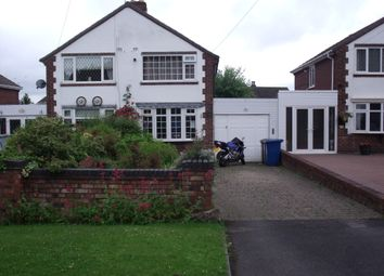 Thumbnail 3 bedroom semi-detached house to rent in Beyer Close, Tamworth