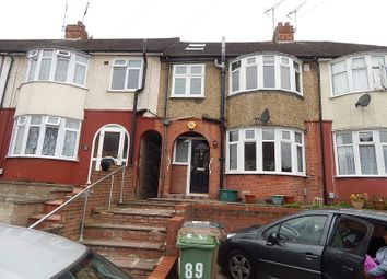 Thumbnail 1 bed semi-detached house to rent in Shelley Road, Luton