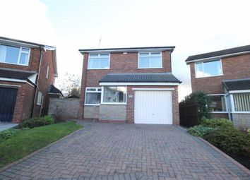Thumbnail 3 bed detached house for sale in Thornhill Drive, Walkden, Manchester
