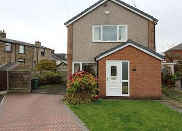 Thumbnail 3 bed detached house for sale in Claughton Road, Walshaw, Bury