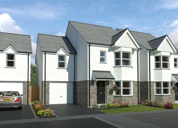 Thumbnail 4 bed detached house for sale in The Sidings, Dartmouth Road, Churston Ferrers, Brixham