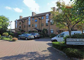 Thumbnail 2 bed flat to rent in Brownlow Quay, Belton Street, Stamford