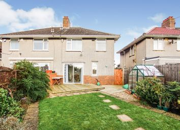 3 bed semi-detached house for sale in Monks Park Avenue, Westbury-On-Trym, Bristol BS7
