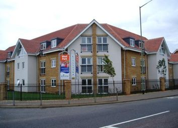 Thumbnail 2 bedroom flat to rent in Lime Kiln Close, Peterborough, Cambs