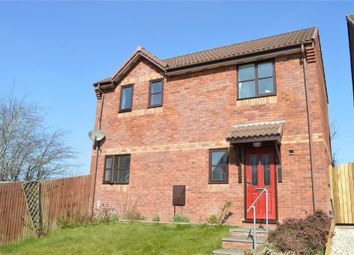 Thumbnail 3 bed detached house to rent in Avranches Avenue, Crediton, Devon