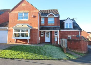 Thumbnail 5 bed detached house for sale in Fairacre Avenue, Barnstaple