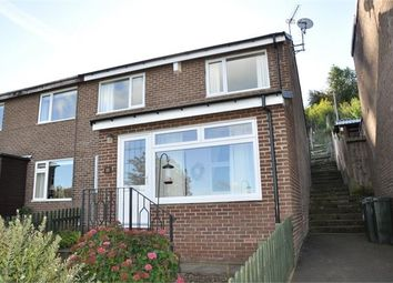 Thumbnail 3 bed end terrace house for sale in Abbey View, Hexham