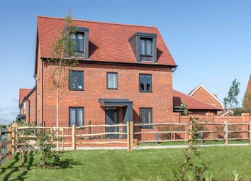 "Thumbnail 4 bedroom detached house for sale in ""Elm"" at Hedgers Way, Kingsnorth, Ashford"