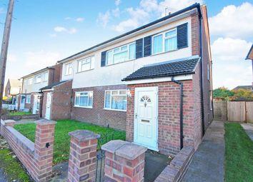 Thumbnail 3 bed property to rent in Greenway, Bishop`S Stortford, Herts