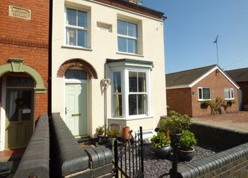 Thumbnail 4 bed detached house for sale in Ashby Road, Donisthorpe, Swadlincote, Derbyshire