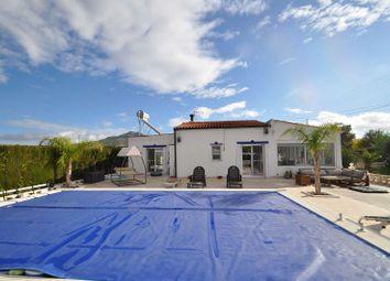 Thumbnail 3 bed villa for sale in 03638 Salinas, Alicante, Spain