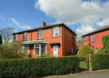 Thumbnail 3 bed semi-detached house for sale in Hornby Street, Bury, Greater Manchester