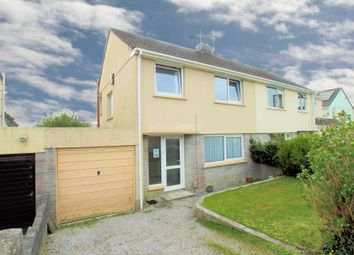 Thumbnail 3 bedroom semi-detached house for sale in Clifton Close, Plympton