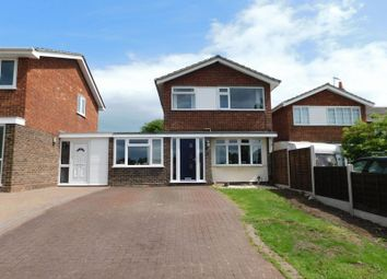 Thumbnail 3 bed link-detached house for sale in Pinewood Drive, Little Haywood, Stafford
