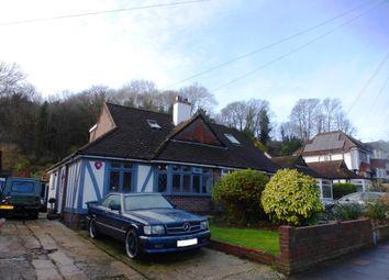 Thumbnail 2 bed bungalow for sale in Dene Vale, Westdene, Brighton