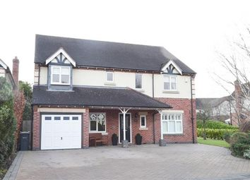 Thumbnail 5 bed detached house for sale in Park View Road, Four Oaks, Sutton Coldfield