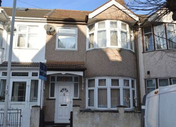 Thumbnail 3 bedroom terraced house for sale in Plaistow, London