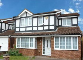 Thumbnail 5 bed detached house to rent in Milton Way, Houghton Regis, Dunstable