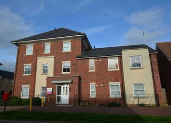 Thumbnail 2 bedroom flat to rent in Rowditch Furlong, Milton Keynes