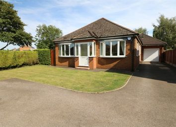 Thumbnail 3 bed detached bungalow for sale in Nursery Road, North Anston, Sheffield, South Yorkshire