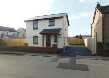 Thumbnail 3 bed detached house for sale in Francis Street, Pontardawe, Swansea.