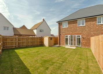 3 bed semi-detached house to rent in Trevithick Drive, Wouldham, Rochester ME1
