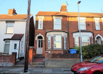 Thumbnail 2 bed end terrace house for sale in North Hill Road, Ipswich